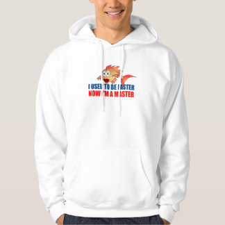 Used to be Faster Hoodie