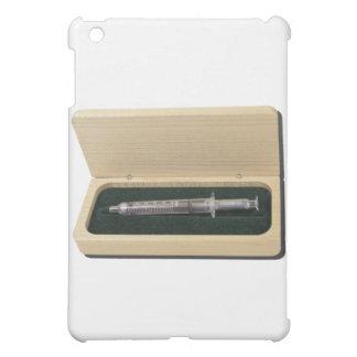 UsedSyringeWoodenBox070111 Case For The iPad Mini