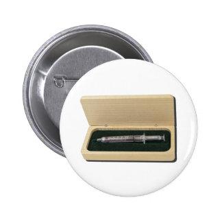 UsedSyringeWoodenBox070111 Pin