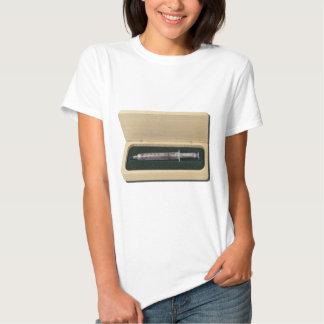 UsedSyringeWoodenBox070111 Shirt