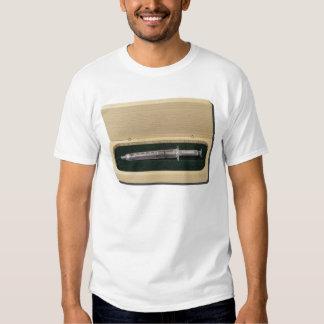 UsedSyringeWoodenBox070111 T Shirt