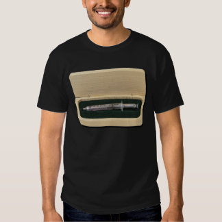 UsedSyringeWoodenBox070111 Tee Shirt