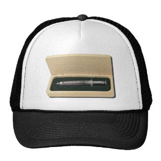 UsedSyringeWoodenBox070111 Trucker Hat