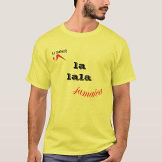 "Useet Jamaica ""la lala"" Tshirt"