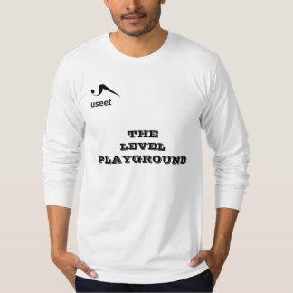 Useet The Level Playground Longsleeve Tshirt