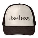 Useless Hats
