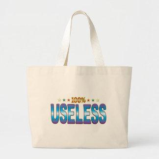 Useless Star Tag v2 Canvas Bag