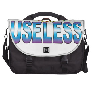 Useless Star Tag v2 Laptop Bags