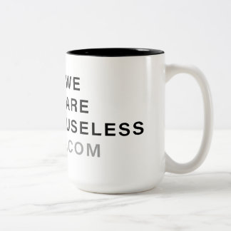 Useless Two-tone Mug