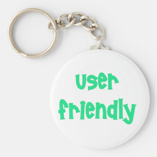User Friendly Computer Products Keychain