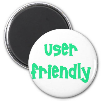 User Friendly Computer Products Magnet