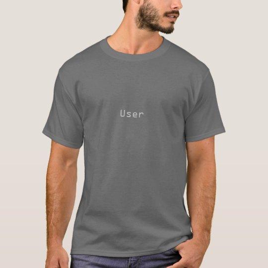 User T-Shirt