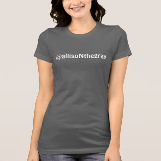 @username customizable shirt