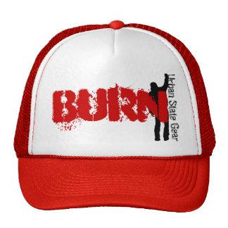 USG Burn Caps Trucker Hat