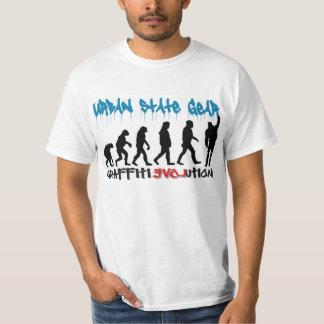 USG Graffiti Evolution T Shirt