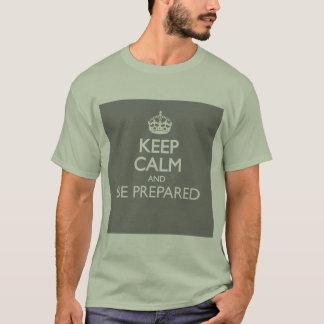 USG Keep Calm Men's T-Shirt Regular
