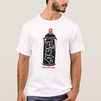 USG Spray Can T Shirt