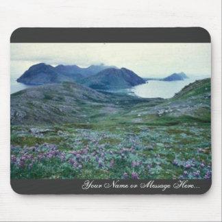 Ushagat Island in the Barren Islands Mouse Pad