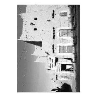 Ushaiger Village Fridge Magnet Postcard