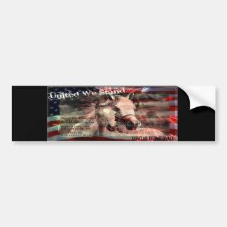 USHC Brochure Bumper Sticker