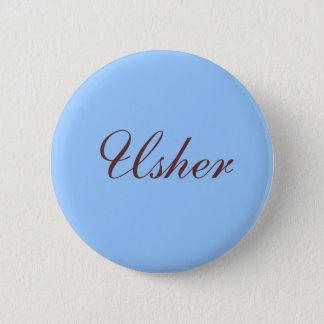Usher button