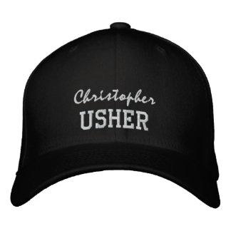 USHER Custom Name V005 Cap