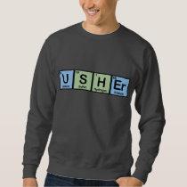 Usher made of Elements Sweatshirt