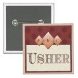 Ushers Pin