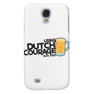 Using dutch courage since 1989 samsung galaxy s4 case