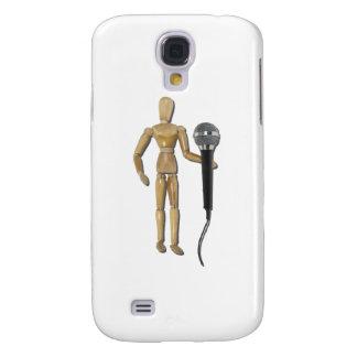 UsingAudioMicrophone081311 Funda Para Galaxy S4