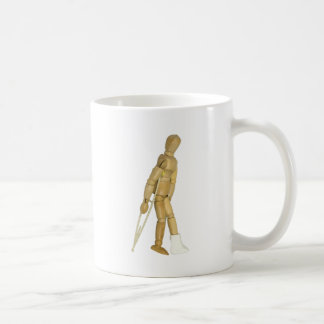 UsingCrutches031910 Coffee Mug