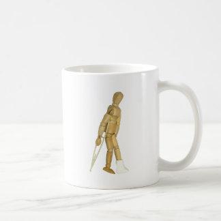 UsingCrutches031910 Coffee Mug