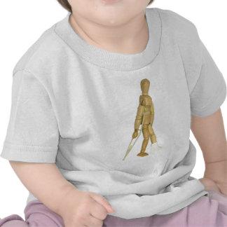 UsingCrutches031910 T Shirt