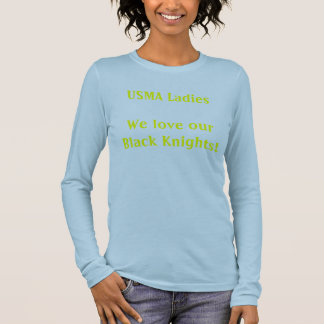 USMA Ladies Long Sleeve T-Shirt