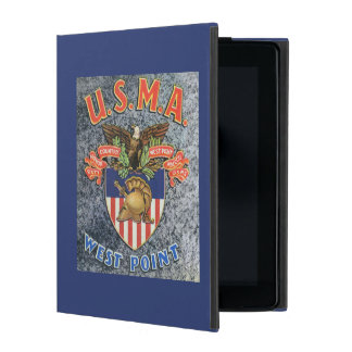 USMA West Point Seal Scene iPad Case