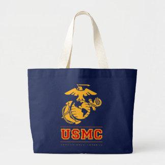 USMC Afghanistan Veteran Large Tote Bag
