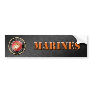 USMC Bumper Sticker
