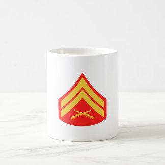USMC Corporal Coffee Cup