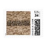 USMC - Digitaces Camo - los pocos el orgulloso Timbre Postal