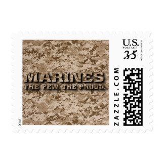 USMC - Digital Camo - The few the proud Postage
