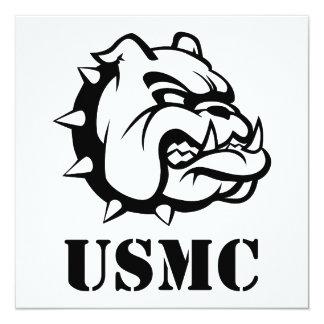 USMC Dog Card