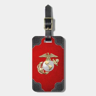 USMC Eagle, Globe & Anchor (EGA) [3D] Bag Tag