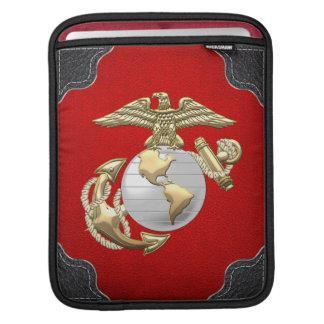 USMC Eagle, Globe & Anchor (EGA) [3D] iPad Sleeve