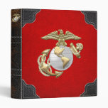 "USMC Eagle, globo y ancla (EGA) [3D] Carpeta 1"""