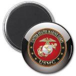 USMC EGA [Special Edition] [3D] 2 Inch Round Magnet