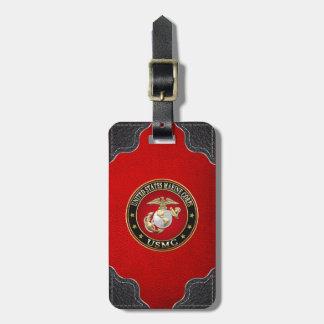 USMC EGA [Special Edition] [3D] Bag Tag