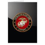 USMC EGA [Special Edition] [3D] Greeting Card