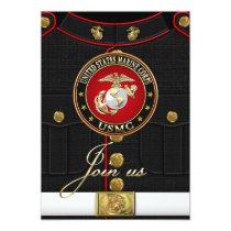 USMC EGA [Special Edition] [3D] Invitation