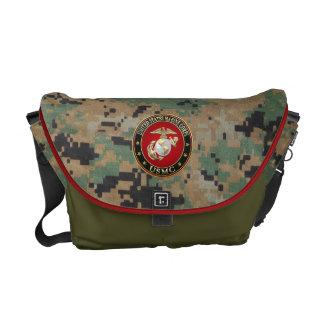 USMC EGA [Special Edition] [3D] Courier Bags