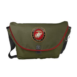 USMC EGA [Special Edition] [3D] Messenger Bag